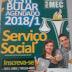 Processo seletivo para o curso de Serviço Social da FARJ