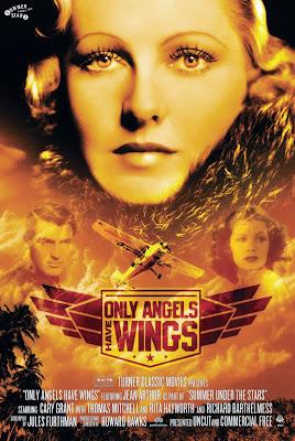 Solo los ángeles tienen alas (1939) Descargar y ver Online Gratis