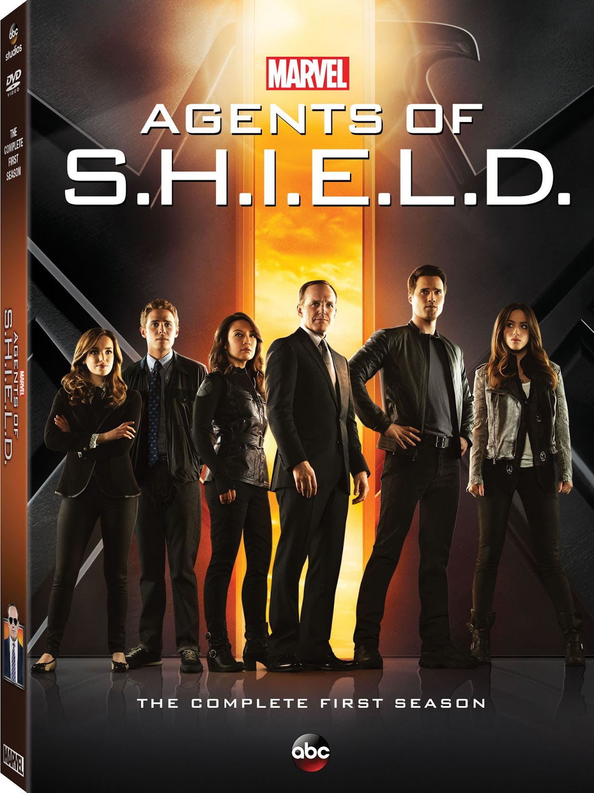 Focused on the Magic | Marvel's AGENTS OF S.H.I.E.L.D. coming t Blu-ray and DVD September 9th
