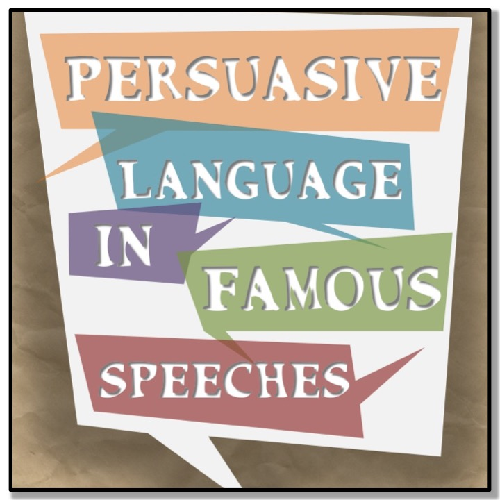 famous persuasive speeches in history History is witness to the beauty of effective oral advocacy while many of the greatest persuasive speeches have been political, the need for persuasion in public.