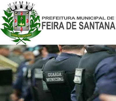 Guarda Municipal de Feira de Santana Concurso - Apostilas 2018