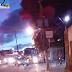 Colisão entre carro x ônibus na Av. Tomaz Landim próximo a Coteminas