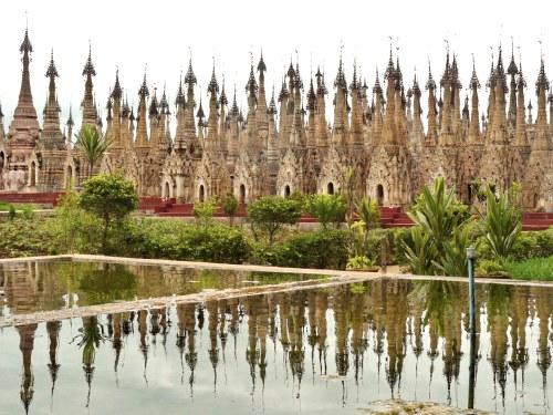 Kakku - guía de viaje de Myanmar