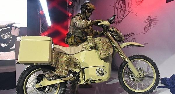 Kalashnikov Moto