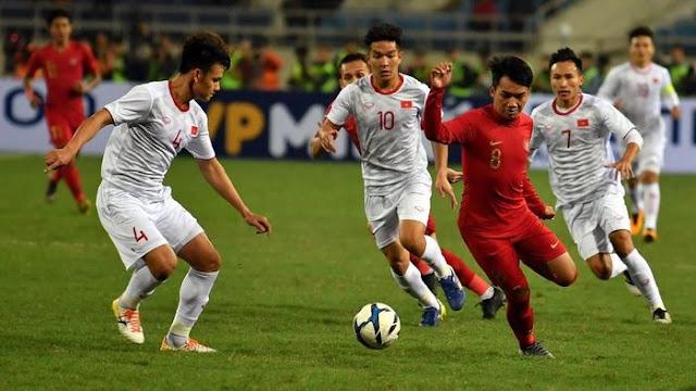 Hasil Kualifikasi Piala Asia U-23: Dikalahkan Vietnam, Indonesia Tersingkir