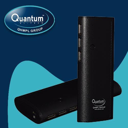 Quantum Hi Tech ने पेश किया Leather Finish के साथ अपना 10000 mAh का पावर बैंक