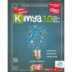 Tammat Yayıncılık 10.Sınıf Kimya Konu Anlatan Soru Bankası