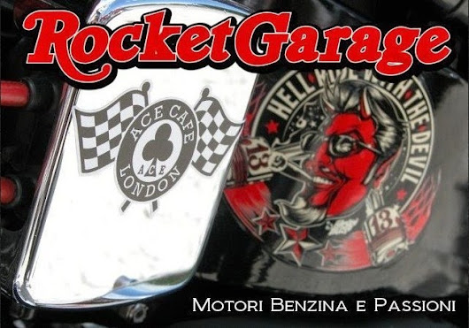 RocketGarage Cafe Racer: Ducati MCSO Performance