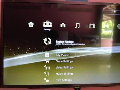 Cara Update PS3 OFW 4.82 Offline 4
