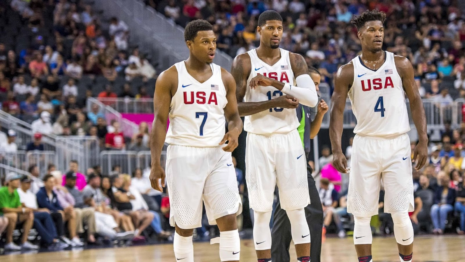 OLYMPICS TEAM USA BASKETBALL 4