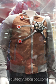 Firestorm costume display