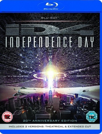 Independence Day Resurgence 2016 English Bluray Movie Download