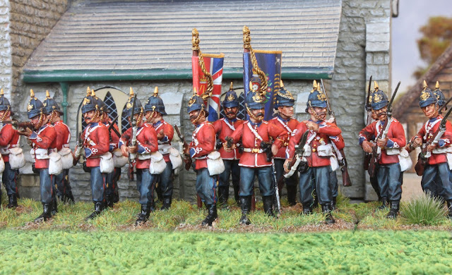 Perry Miniatures: Plastic British Zulu War Infantry