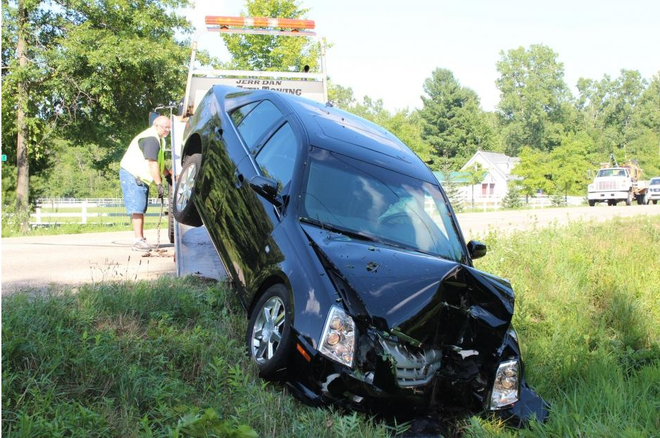 Vehicle Accident News Stories & Articles: Local woman hurt