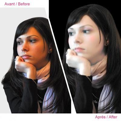 chuyên mục đồ họa: hướng dẫn retouch ảnh