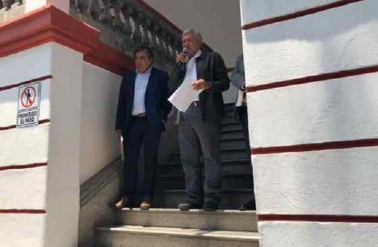 Peña Nieto tiene que justificar a dónde va dinero de préstamo que pidió: AMLO