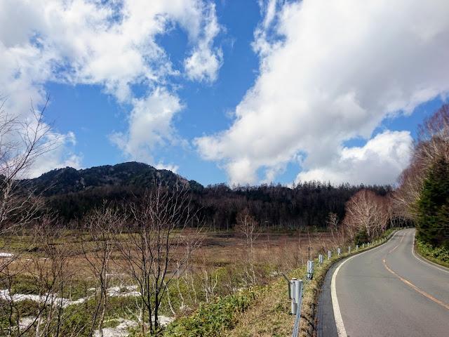 志賀草津高原ルート 木戸池
