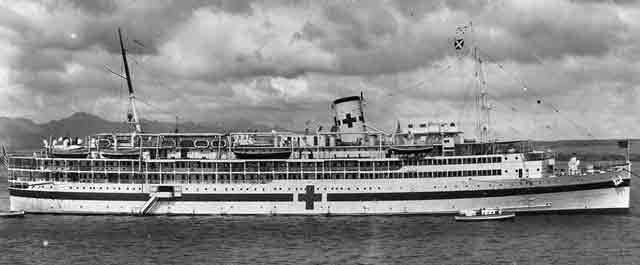 USS Solace, 27 October 1941 worldwartwo.filminspector.com