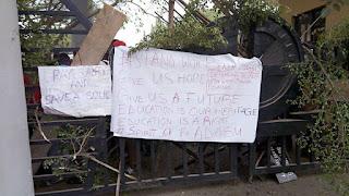 Education: Students shutdown Benue State University [PHOTOS]