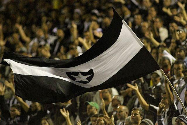 Enquanto houver sol e esperança o Botafogo não perecerá