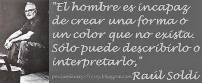 frases de Raúl Soldi