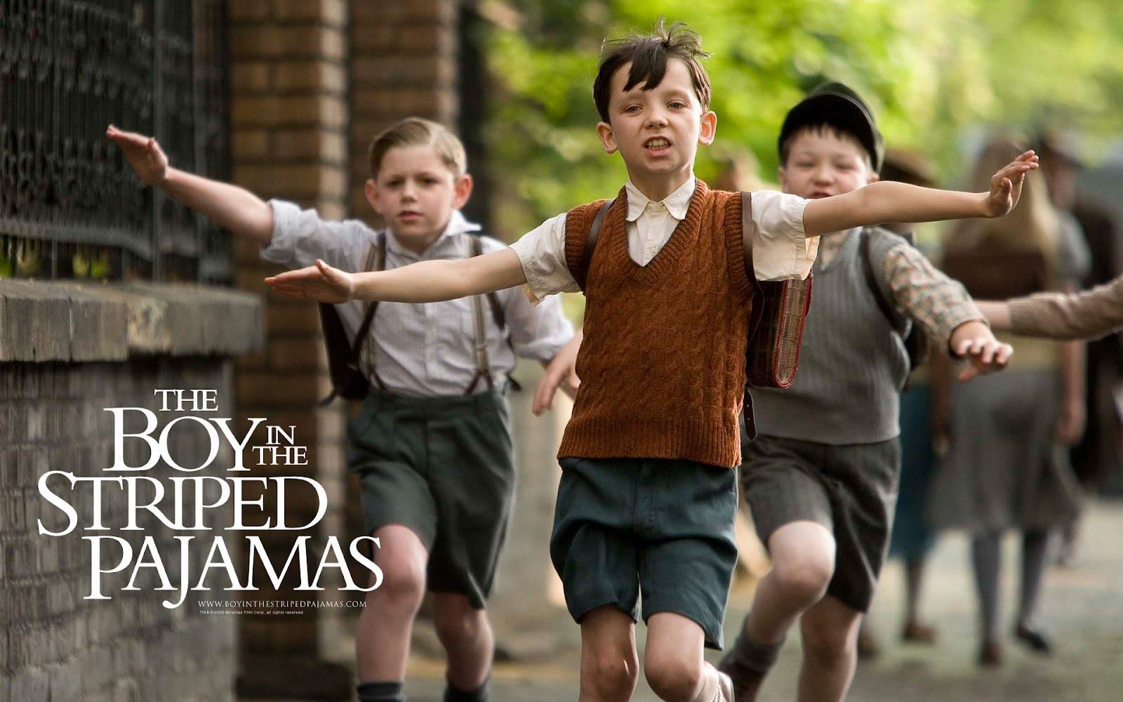 passion for movies the boy in the striped pyjamas holocaust the boy in the striped pyjamas holocaust through the eyes of children
