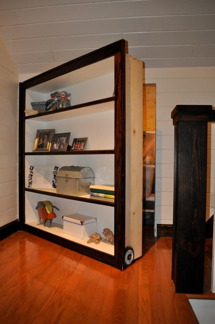Hidden Door Design Google 搜尋: * Remodelaholic *: Amazing Attic Renovation: Boys Bedroom