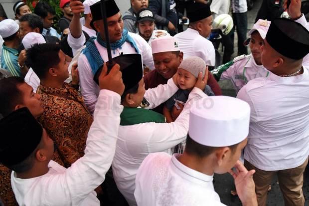 "Tak Disangka, Prabowo Paham ""Isy Kariman aw Mut Syahidan"""