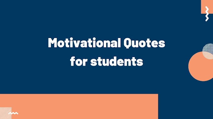 21+ Motivational Quotes For Students eng.