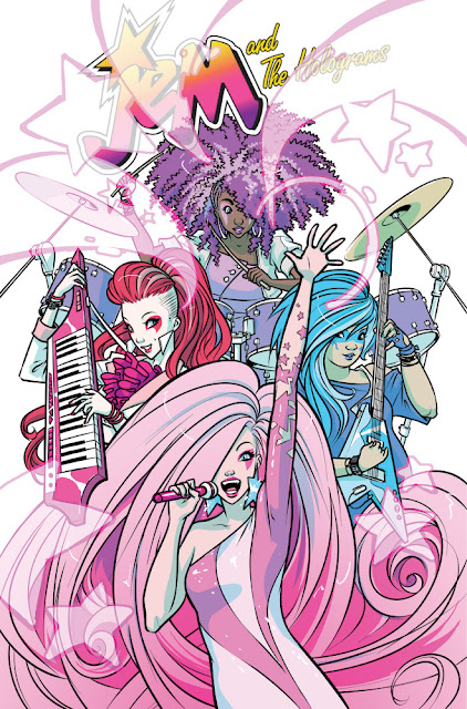 Comic Review: Jem and the Holograms: Showtime by Kelly Thompson