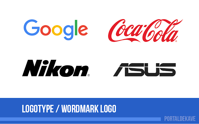 Logotype / Wordmark Logo