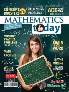 Magazine - Mathematics Today - October 2016 , download