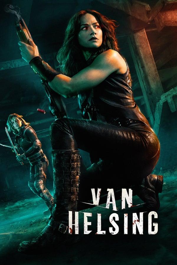 Descargar Van Helsing Latino HD Serie Completa por MEGA