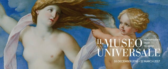 'The Universal Museum: From Napoleon's Dream to Canova' at the Scuderie del Quirinale Museum, Rome