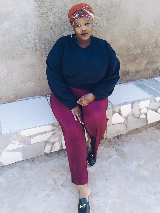 south african plus size blogger influencer