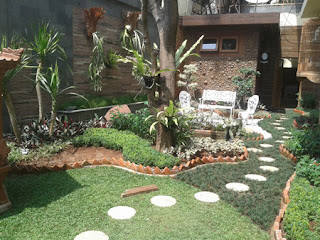 Tukang Taman Cilodong | Murah | Profesional