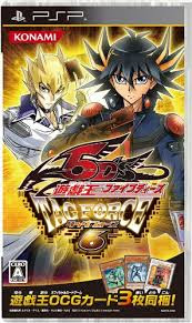Game PSP Yu Gi Oh 5D's Tag Force 6 ISO/CSO (English Patched)