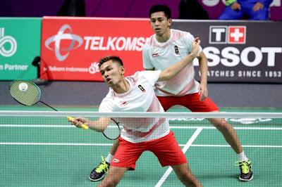 Live Skor Badminton Asia Championships 2019