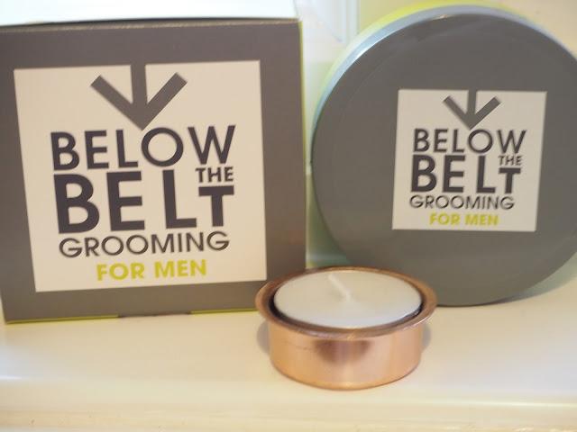 Below The Belt Grooming For Men