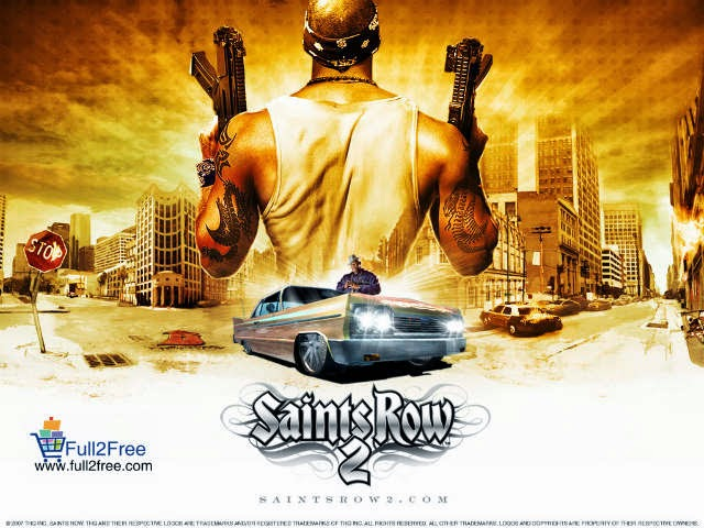 PC Game : Saints Row 2
