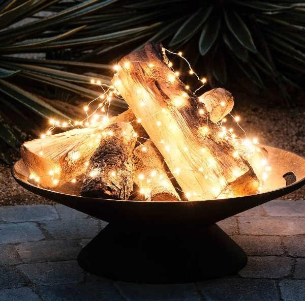 18 Outdoor Lighting Ideas   DIY Home Sweet Home