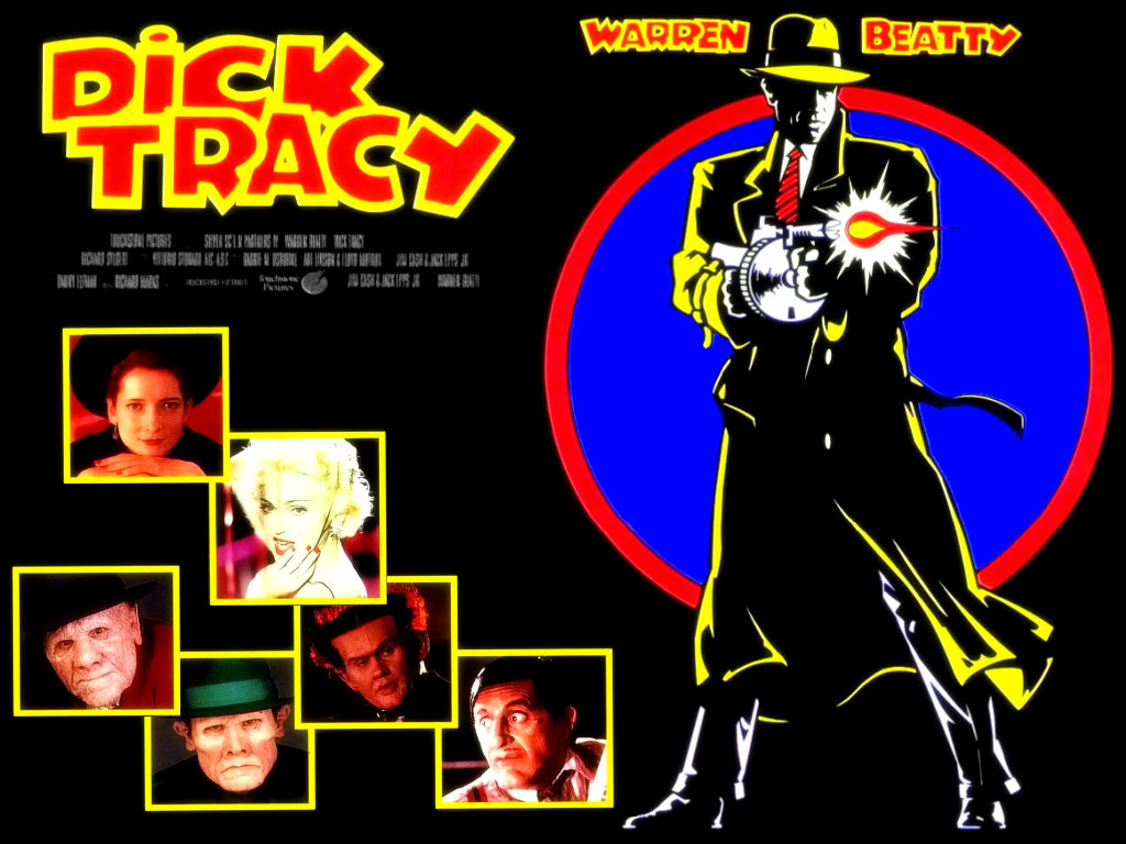 Dick Tracey Movie 61