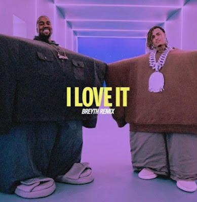 Kanye West & Lil Pump - I Love It (Breyth Afro Remix) 2019