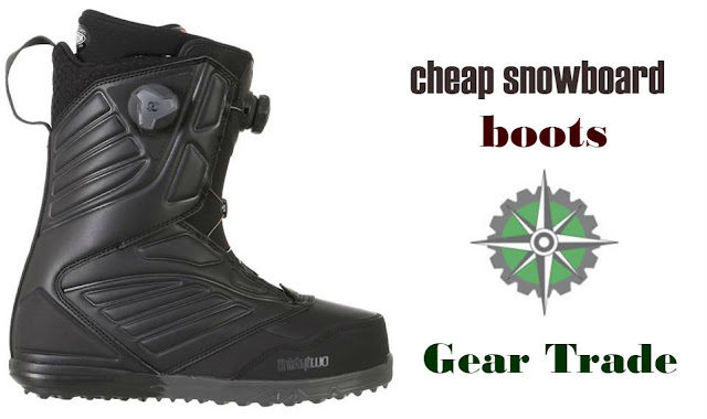 cheap snowboard boots