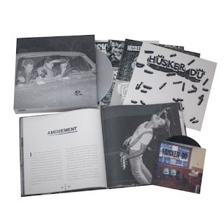 The Numero Group's Hüsker Dü box set