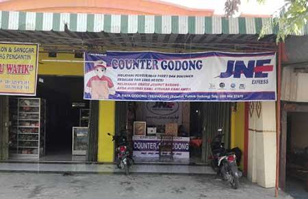 Alamat & Nomor Telepon Kantor JNE di Kabupaten Grobogan