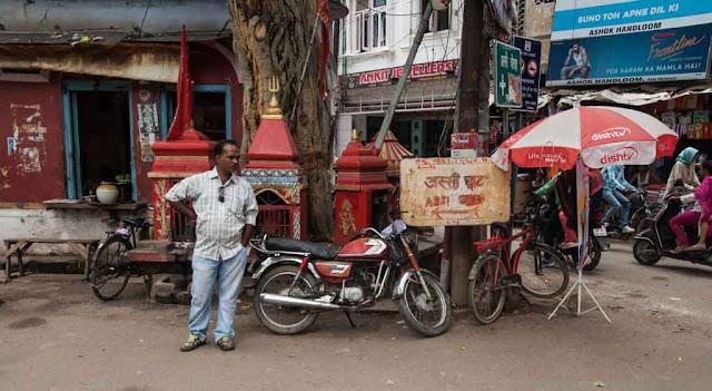 Vecino de Varanasi