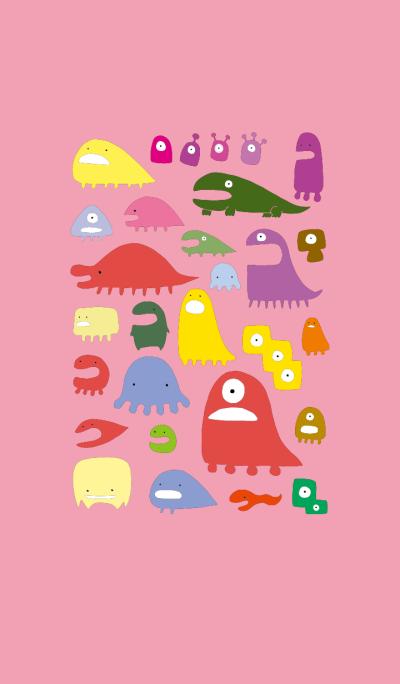 Pinky-Monster