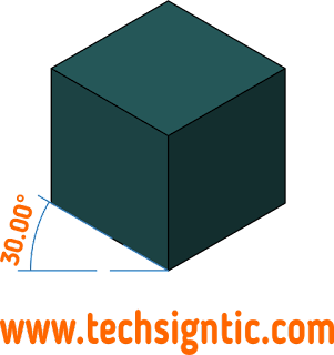 isometric projection, techsigntic.com