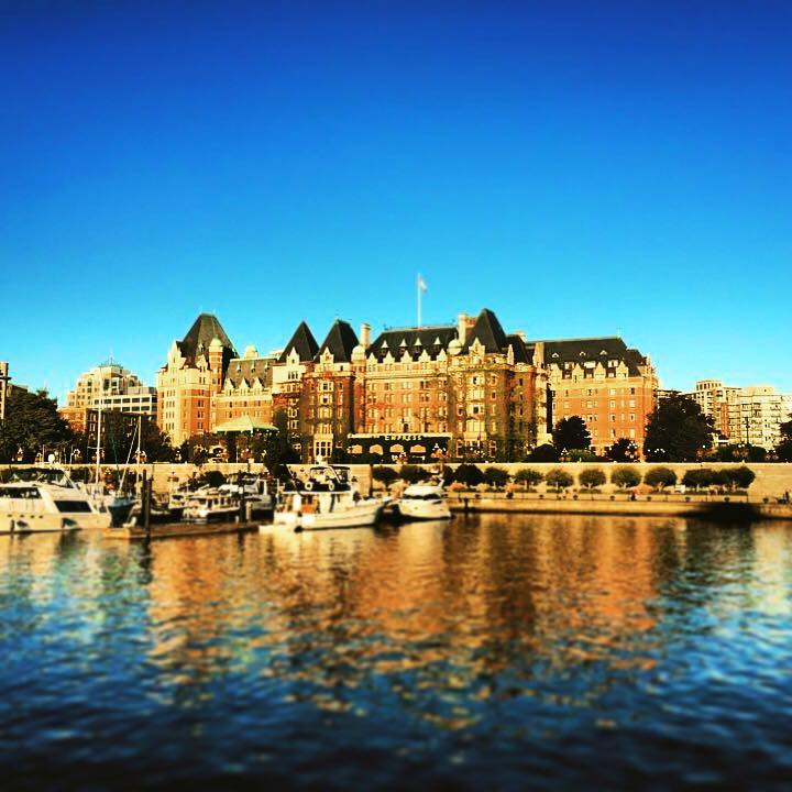 Victoria British Columbia Harbour